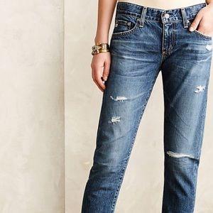 AG Nikki Relaxed Skinny Jeans 26